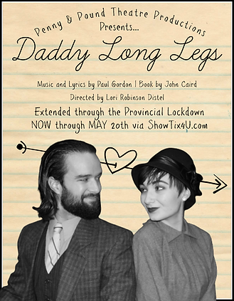 Daddy Long Legs- Official Poster (extend