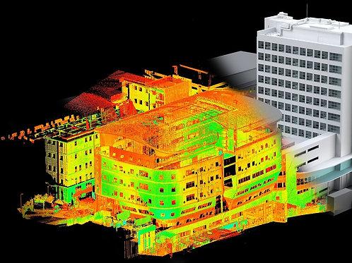 3D Architectural Laser Scanning