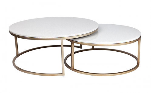 Chloe 2 Set Coffee Table