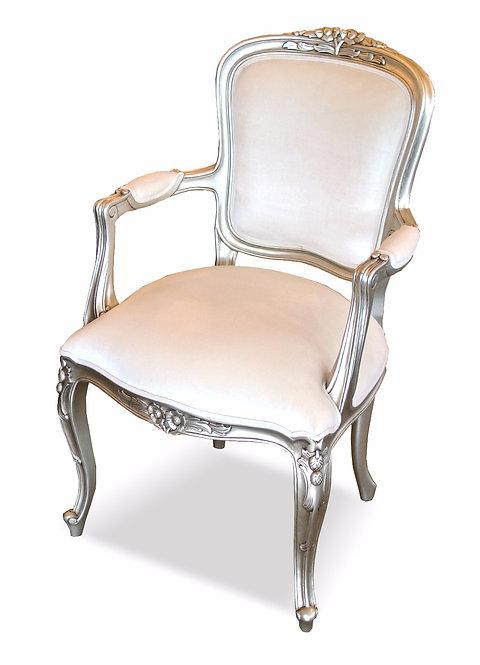 Florence Louis XVI Carver Armchair