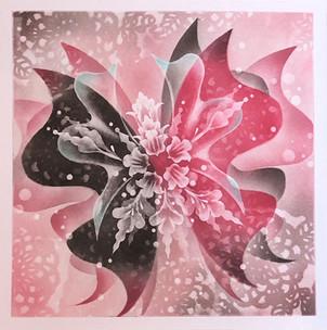 妖精の花  バタフライ