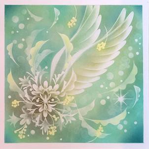 翼の花 サイドバージョン