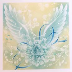 翼の花 フロントバージョン