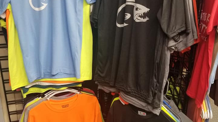 Dry fit short sleeve shirts