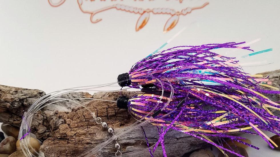 Purple meat rig