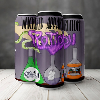 Wicked Appropriation Sour Potion