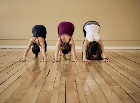 3 Benefits of Yoga