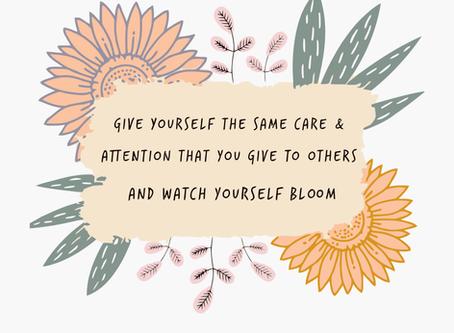 Do you practice Self Care?