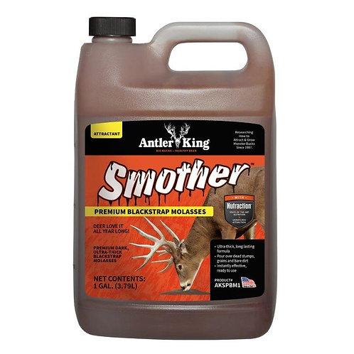 Antler King Smother Premium Blackstrap Molasses