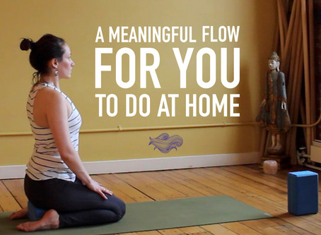 Vinyasa Flow With Kate Floyd