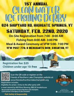 fishing derby flyer