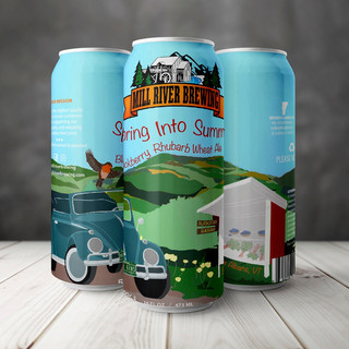 Spring into Summer Wheat Ale