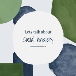 LTA- Social Anxiety