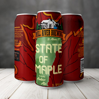 State of Maple Amber Ale
