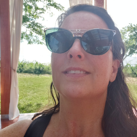My year at Laughing River Yoga