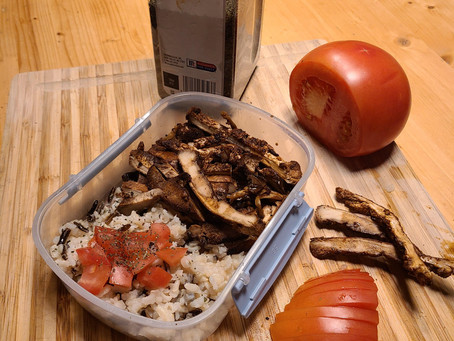 Furry Mushrooms make the YUMMIEST Meals!