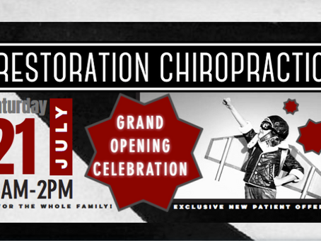 Join us for our GRAND OPENING CELEBRATION!
