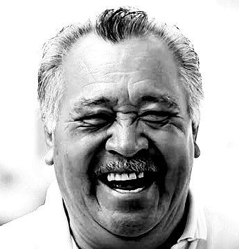 Man laughing Restorton Chiropractic