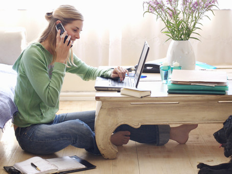 Ergonomics for Remote Workers