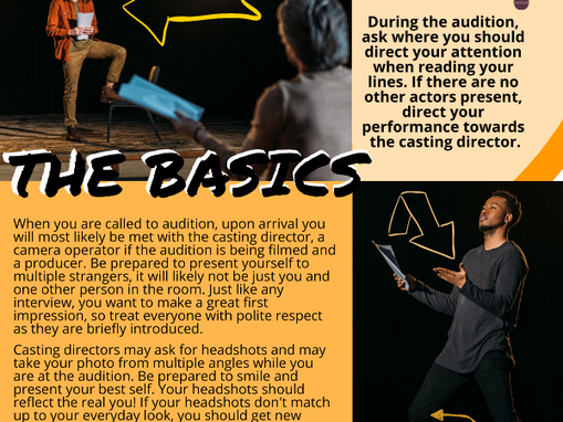 Audition Tips for Actors