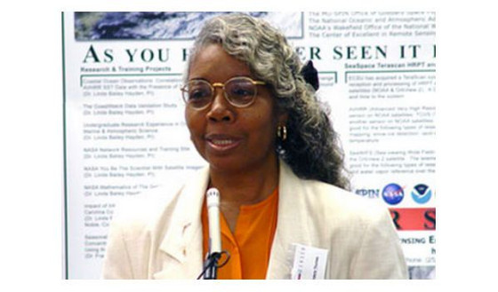 We Really Want to be a Scientist: The story of Valerie Thomas