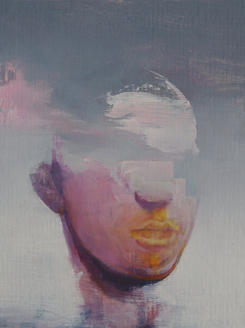 Original Painting | Resident III