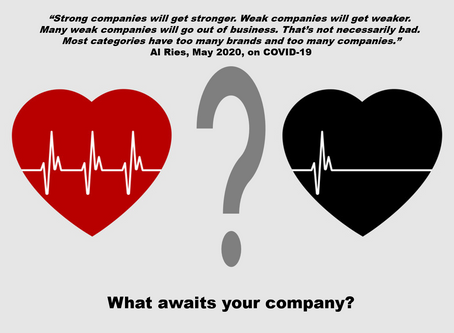 Is your brand Positioned to Thrive or Die after COVID-19?