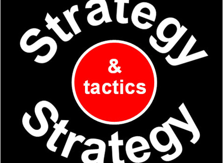 Strategy and Tactics: The two Drivers of Marketing Success