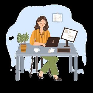programador-de-mulher-fazendo-o-trabalho