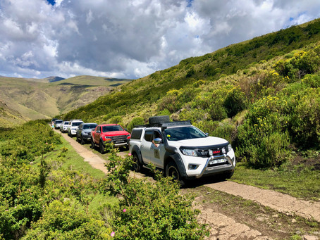 The Great South African Escape 4x4 Tour - Part 4...