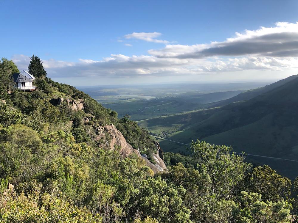 Hogsback, The Edge Mountain Retreat, Cliff, Eastern Cape, Afromontane, Amathole Mountains