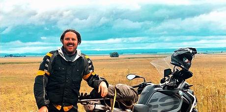 Bouwer Bosch Motorcycle