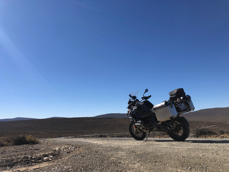 The Karoo is Calling Adventure Motorcycle Odyssey...