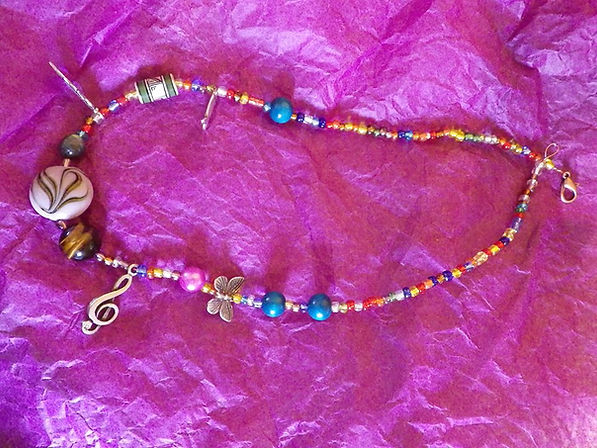 Collier de perles Blessing Way