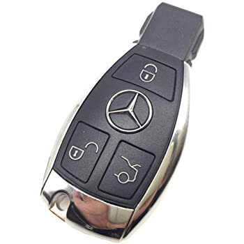 Case for Mercedes-Benz - 3 buttons
