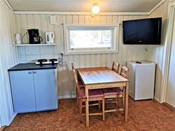 Hytte 23 kjøkken, Sveastranda Camping
