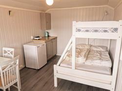 Hytte 12 Sveastranda Camping