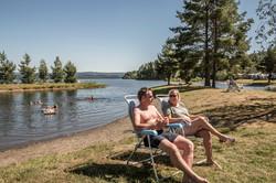 Lekeplass Sveastranda Camping