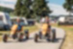 Camping go carts