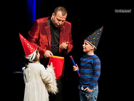 Magisk barneshow, 25 juli 2021 kl. 15.00
