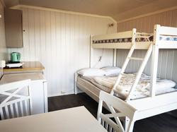 Hytte 12 inne Sveastranda Camping