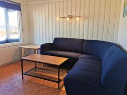 Hytte 23 stue , Sveastranda Camping