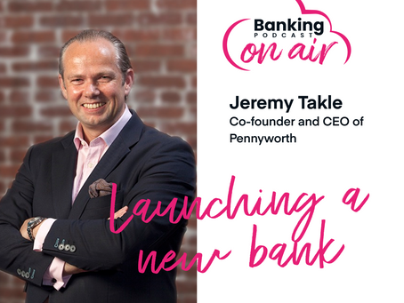 Banking on Air - Podcast with Jeremy Takle, our Co-founder and CEO