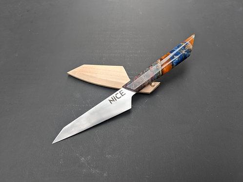 """BLUE PLANET"" 4"" PARING KNIFE"