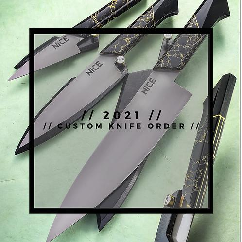 2021 Custom Order - Deposit