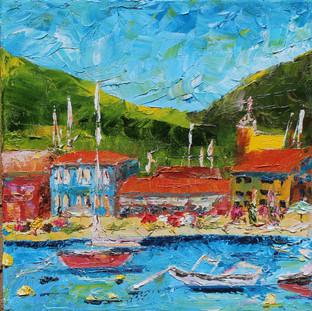 Vues sur les Bord de la Mer (Port Grimaud)