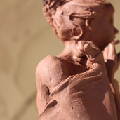 Clay Model of Take Five