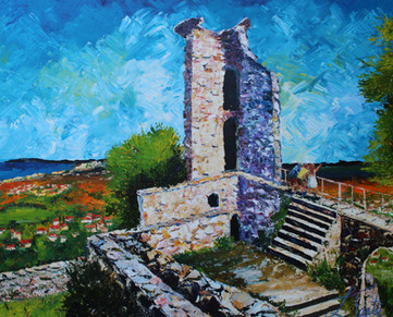 CHATEAU GRIMAUD TOWER