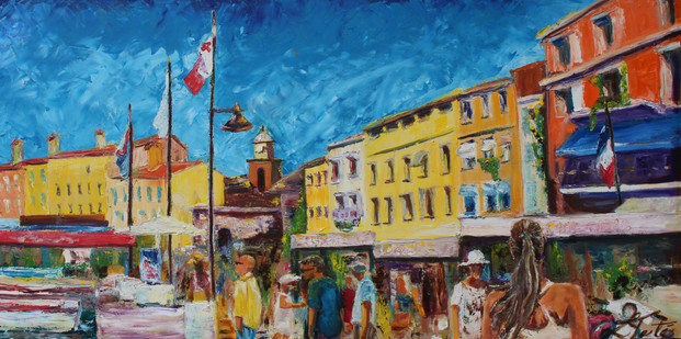 Port of St. Tropez