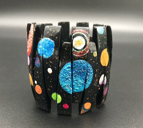 Expandable Universe Series  Stretch Bracelet